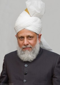 Hazrat Mirza Masroor Ahmad – Fifth Khalifa (Successor) of the Promised Messiah